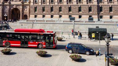 kollektivtrafikk Stockholm offentlig transport