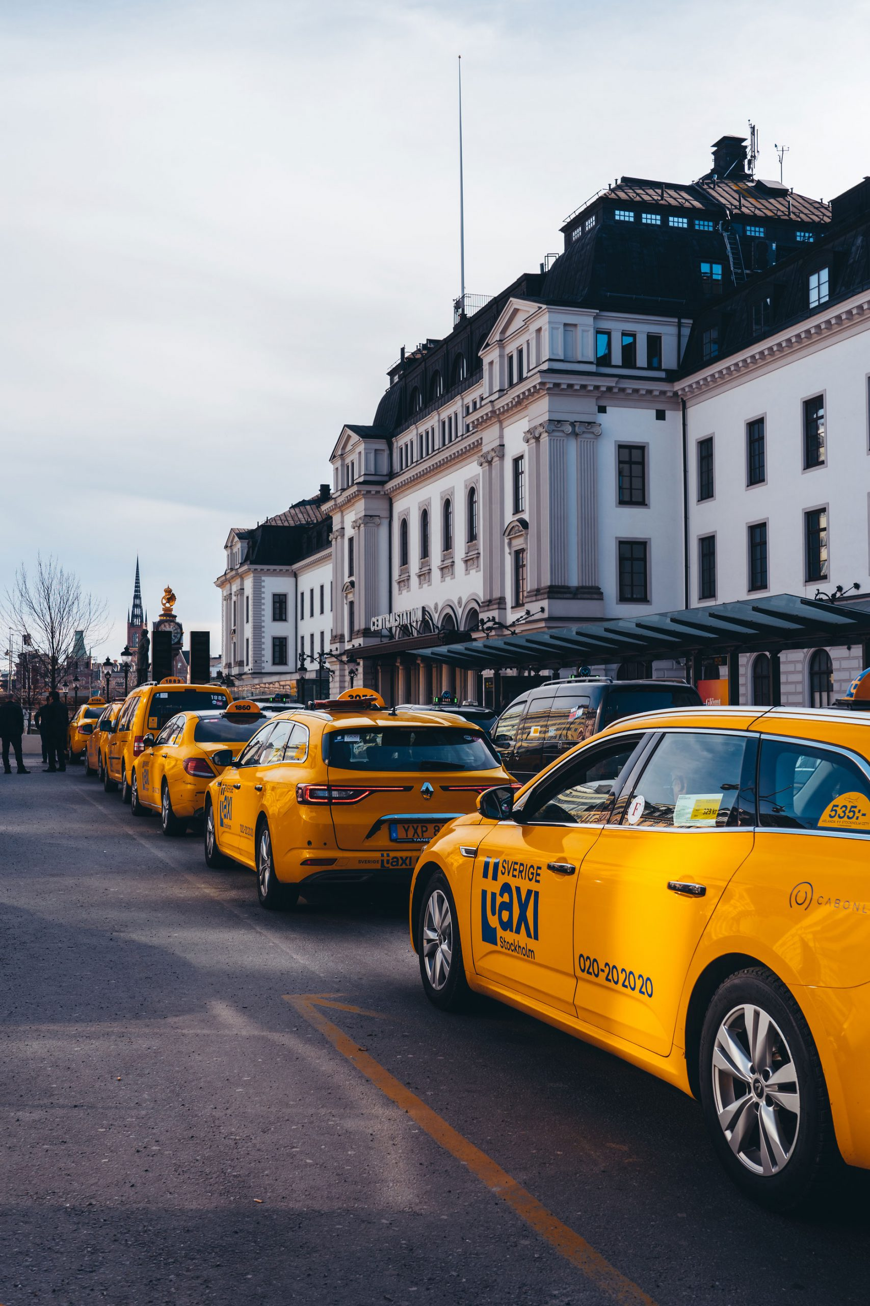 taxi stockholm offentlig transport kollektivtransport