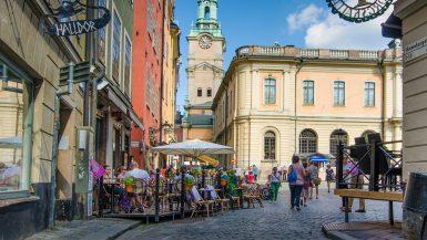 Mest populære restauranter Stockholm