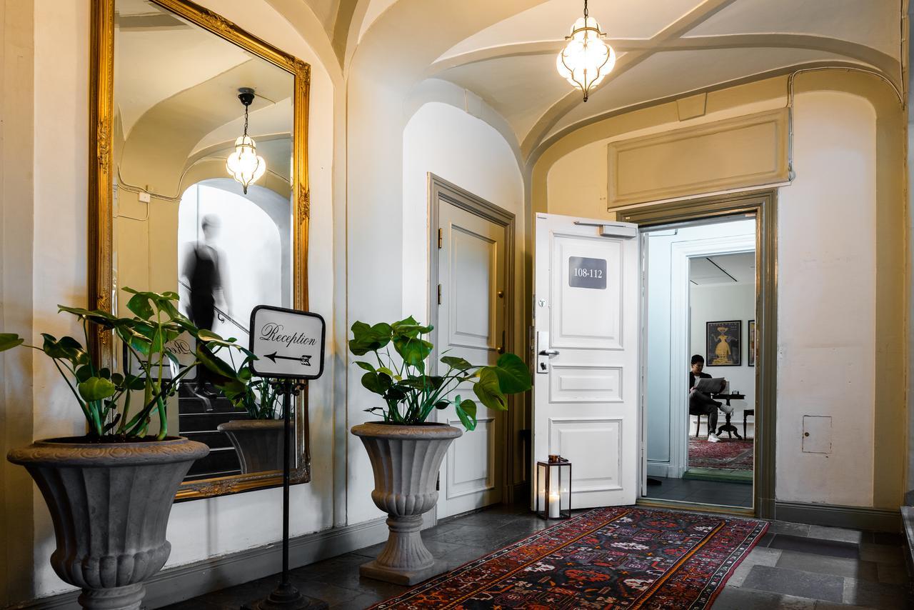 Castle House Stockholm hostel Sverige