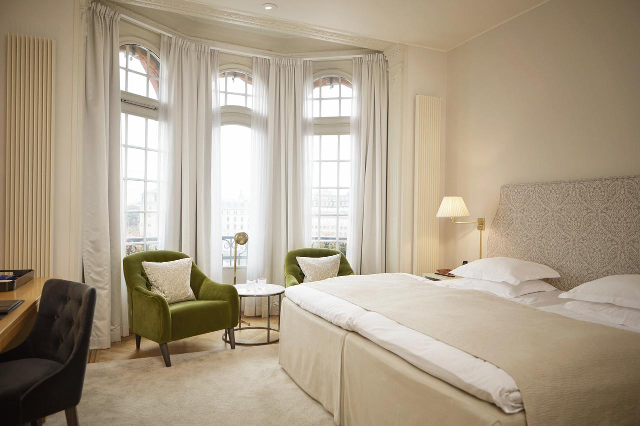hotel diplomat stockholm hotellrom